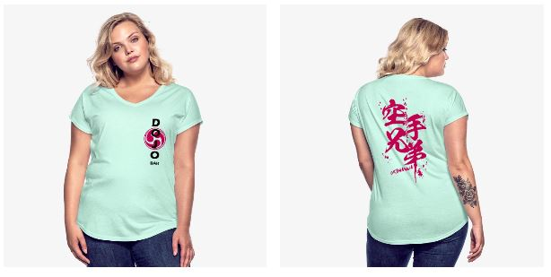 Visit our online store for original karate clothing - select TOPIC: DOJO BAR for DOJO Bar goods